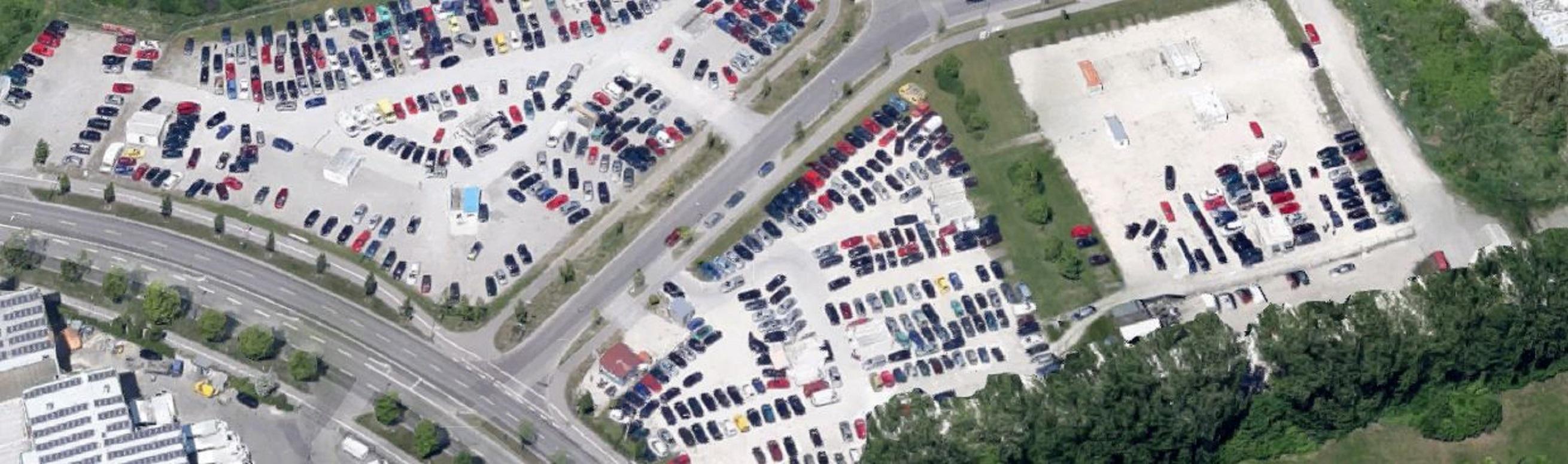 Autohandelsplätze